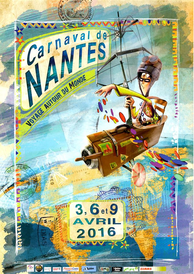 Bande et carnaval en france carnavals for Art et decoration avril 2016